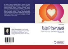 Couverture de Device Performance and Reliability in SOI MOSFET