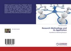 Borítókép a  Research Methodlogy and its Application - hoz