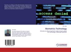 Bookcover of Biometrics Technology