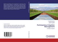 Bookcover of Participatory Irrigation Management