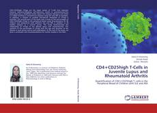 Portada del libro de CD4+CD25high T-Cells in Juvenile Lupus and  Rheumatoid Arthritis