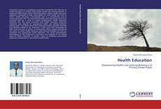 Capa do livro de Health Education