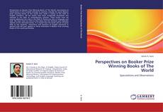 Buchcover von Perspectives on Booker Prize Winning Books of The World