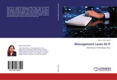 Capa do livro de Management cases IN IT