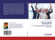 Bookcover of Human Capital Development