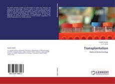 Transplantation kitap kapağı