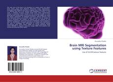 Buchcover von Brain MRI Segmentation using Texture Features