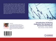 Capa do livro de Introduction & Review Collection for Analysis of Financial Time Series