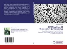 Couverture de GIT Microflora 0f Thryonomys Swinderianus