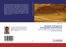 Capa do livro de Reactive transport in damageable geomaterials