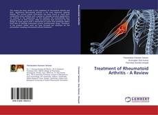 Treatment of Rheumatoid Arthritis - A Review kitap kapağı