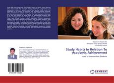Bookcover of Study Habits In Relation To Academic Achievement