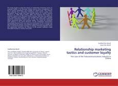 Portada del libro de Relationship marketing tactics and customer loyalty