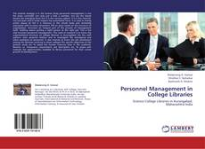 Bookcover of Personnel Management in College Libraries