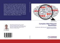 Capa do livro de Complex Web Request Resolution
