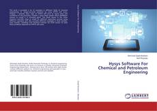Capa do livro de Hysys Software For Chemical and Petroleum Engineering