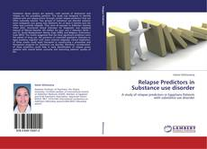 Copertina di Relapse Predictors in Substance use disorder