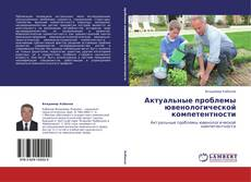 Bookcover of Актуальные проблемы ювенологической компетентности