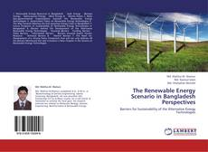 The Renewable Energy Scenario in Bangladesh Perspectives的封面