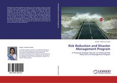 Risk Reduction and Disaster Management Program的封面