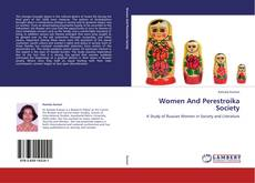 Capa do livro de Women And Perestroika Society