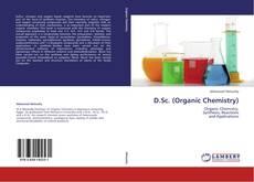 Buchcover von D.Sc. (Organic Chemistry)