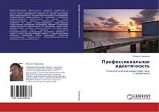 Bookcover of Профессиональная идентичность