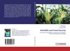 Bookcover of HIV/AIDS and Food Security