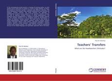 Teachers' Transfers kitap kapağı