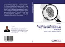 Capa do livro de Remote Access Forensics for VNC and RDP on Windows Platform
