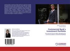 Bookcover of Commercial Bank's Investment Portfolio