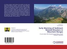 Capa do livro de Early Warning of Sediment Related Disasters in Mountain Ranges