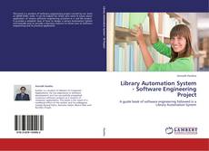 Bookcover of Library Automation System - Software Engineering Project