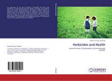 Copertina di Herbicides and Health
