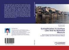 Eutrophication In Gulshan Lake And Its Remedial Measure kitap kapağı