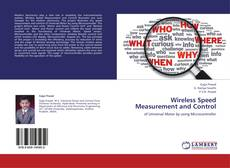 Bookcover of Wireless Speed Measurement and Control