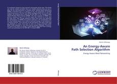 Couverture de An Energy-Aware Path Selection Algorithm