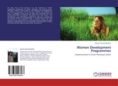 Bookcover of Women Development Programmes