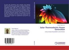 Capa do livro de Solar Thermoelectric Power Generation