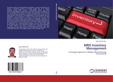 Bookcover of MRO Inventory Management