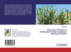 Portada del libro de Discovery of Natural Antioxidants from Sudanese Medicinal Plants