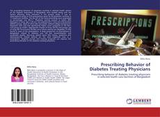 Обложка Prescribing Behavior of Diabetes Treating Physicians
