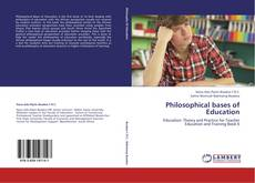 Buchcover von Philosophical bases of Education