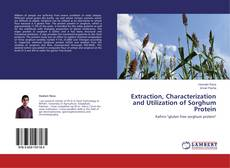 Bookcover of Extraction, Characterization and Utilization of Sorghum Protein