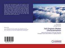 Bookcover of Soil Organic Matter Characterization