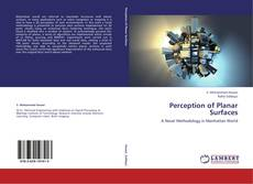 Bookcover of Perception of Planar  Surfaces
