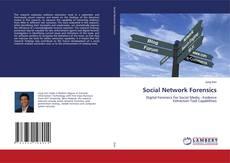 Couverture de Social Network Forensics