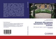 Bookcover of Игровая обучающая программа «Лабиринт знаний»