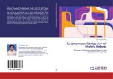 Couverture de Autonomous Navigation of Mobile Robots