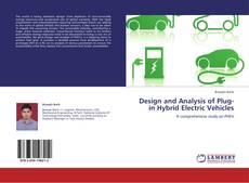 Design and Analysis of Plug-in Hybrid Electric Vehicles kitap kapağı